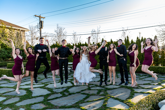 Samantha's Sweet 16 Party