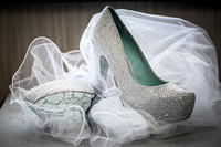 Wedding Details Bridal Shoes